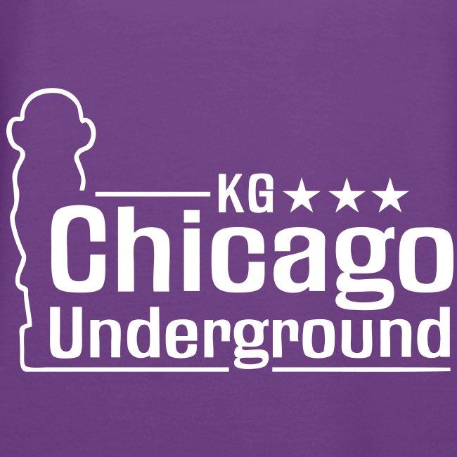KLASSIKER   KG Chicago Underground 2007 - GirlHoodie