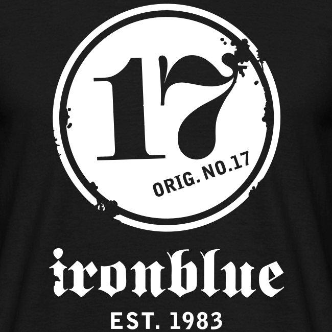 "T-Shirt ""Classic 17 - black"""