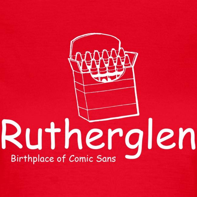 Rutherglen Comic Sans