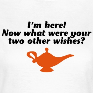 Your Two Other Wishes 2 (2c)++ T-shirts - T-shirt dam