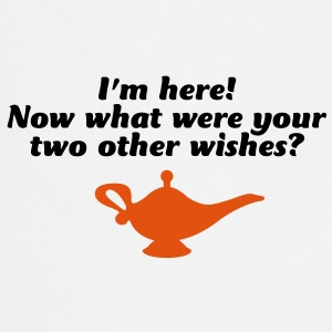 Your Two Other Wishes 2 (2c)++ Grembiuli - Grembiule da cucina