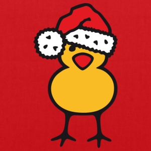 Santa Chick - Tote Bag
