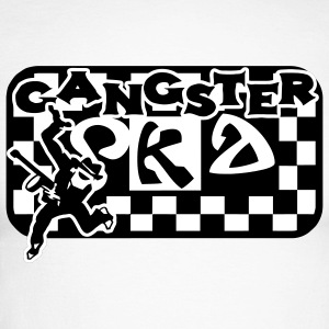 Gangster Ska musique Tee shirts manches longues - T-shirt baseball manches longues Homme