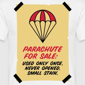 Parachute For Sale 1 (3c)++ Tee shirts - T-shirt Homme