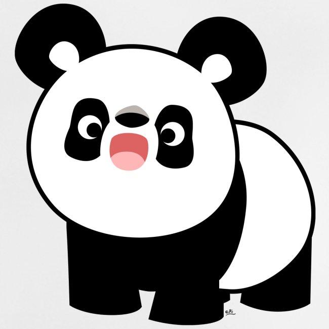 Cheerful Madness Cartoon Animals Cute Cartoon Singing Panda Baby