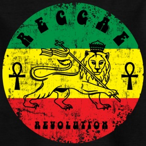 Reggae Kids' Shirts - Teenage T-shirt