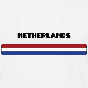 Netherlands /  Pays-Bas Camisetas - Camiseta hombre