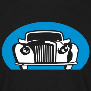 oldtimers_092011_b_2c_black T-Shirts - Men's T-Shirt
