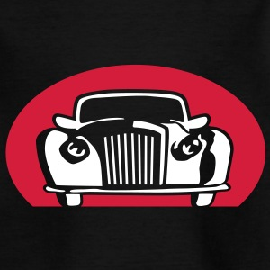oldtimers_092011_b_2c_black Shirts - Teenager T-shirt