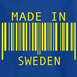 Made in Sweden Barn-T-shirts - T-shirt tonåring