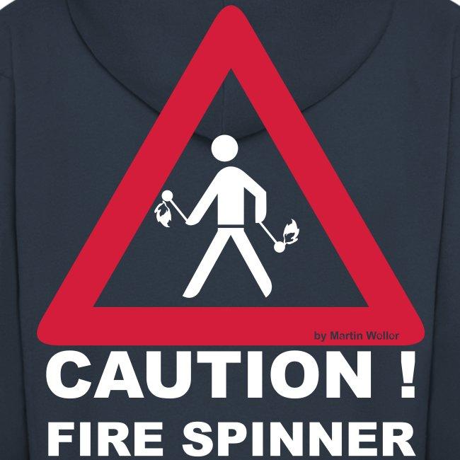 Hoody Firespinner & NAME