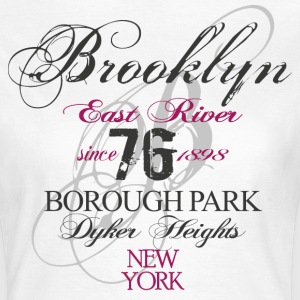Brooklyn ✭✭✭ T-Shirts - Frauen T-Shirt