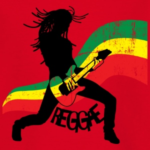 Reggae Kids' Shirts - Teenager T-shirt