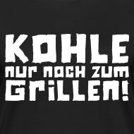 Motiv ~ Öko-Grillmeisterin Kohle