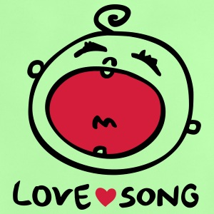 Lovely Love Song - Baby T-Shirt