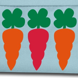 three 2 carrots standing up Bags  - Kids' Backpack