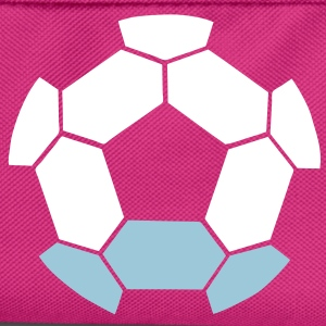 REVERSE (Negative image) FOOTBALL ball Bags  - Kids' Backpack