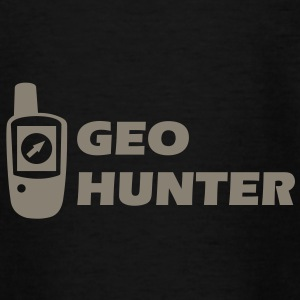 Geocaching GPS Geo Hunter Kids' Shirts - Teenage T-shirt