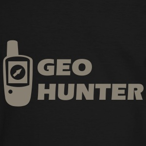 Geocaching GPS Geo Hunter T-Shirts - Männer Kontrast-T-Shirt