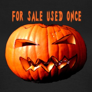 carved pumpkin for sale! T-Shirts - Women's T-Shirt