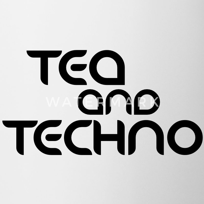 Tea and Techno Mugs & Drinkware - Mug