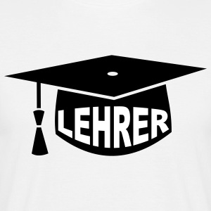 Graduation Party - PhD - Gift - Lehrer T-Shirts - Men's T-Shirt
