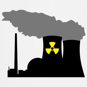 Nuclear Power (Vector) - Kochschürze