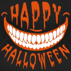 Happy Monster Halloween (2c) - T-shirt col rond U Femme