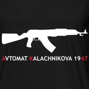 AK 47 T-Shirts - Men's T-Shirt