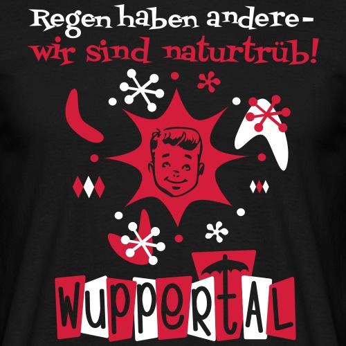 Wuppertal ist naturtrüb