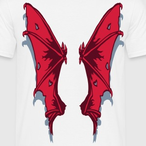 Demon Wings - T-shirt Homme