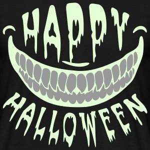 Halloween Phosphor Reflect  - Men's T-Shirt