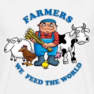 farmers_102011_d T-Shirts - Men's T-Shirt