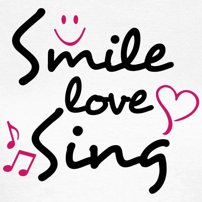 Smile-Love-Sing