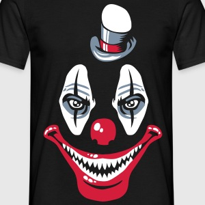Weird clown flex - Men's T-Shirt