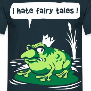 I hate fairy tales - Men's T-Shirt
