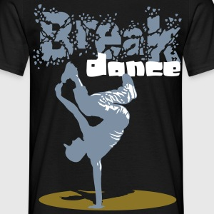 Breakdance flex - Men's T-Shirt