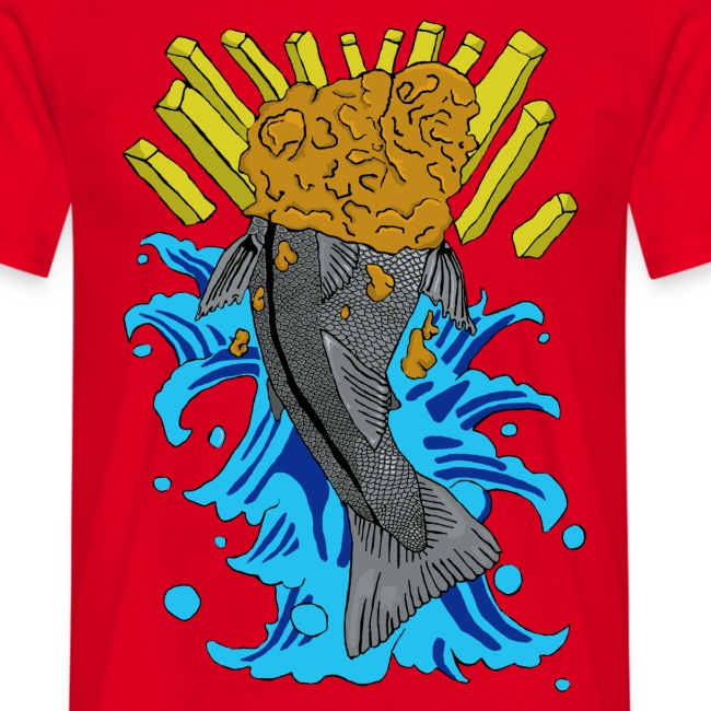 British Koi Mens Tee