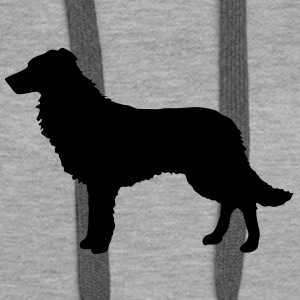 Border Collie, Dog, Agility  Hoodies & Sweatshirts - Women's Premium Hoodie