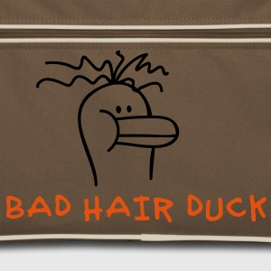Bad Hair Duck Väskor - Retroväska