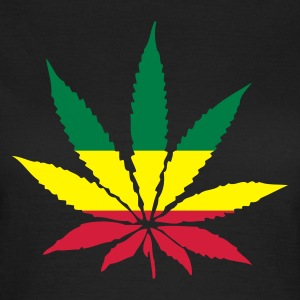 cannabis - T-shirt dam