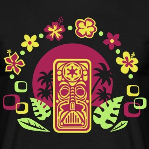 Dark Side of Tiki, Episode II - Männer T-Shirt