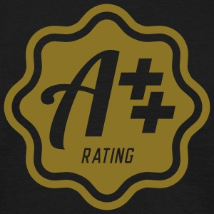 A++ Rating | Credit | Bonität T-Shirts - T-shirt Homme
