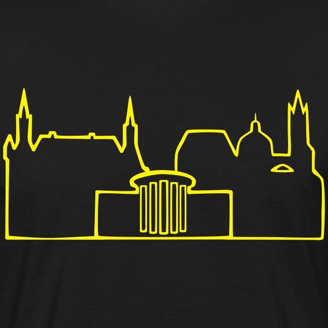 Aachen Skyline Shirt