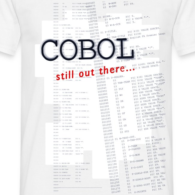 COBOL out there
