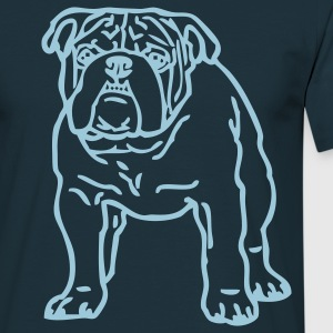 - www.dog-power.nl - CG -  - Men's T-Shirt