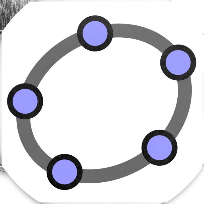 GeoGebra Buttons x5 (medium)