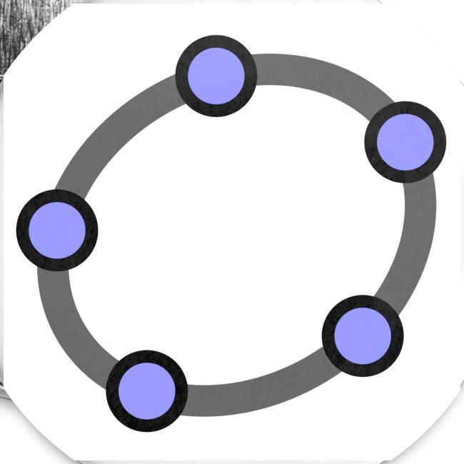 GeoGebra Buttons x5 (large)