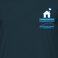 Design ~ Sebastian's Trust/Detailing World Charity T-Shirt V2