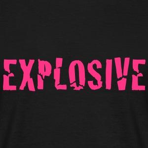 Explosive t shirts men s t shirt
